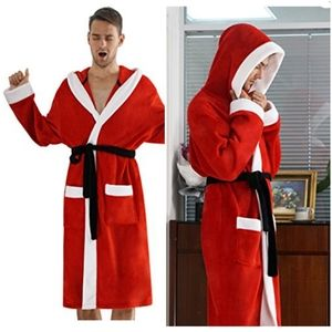 Home Way Men's and Women's Hooded robe